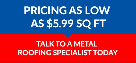 Low pricing per sq ft